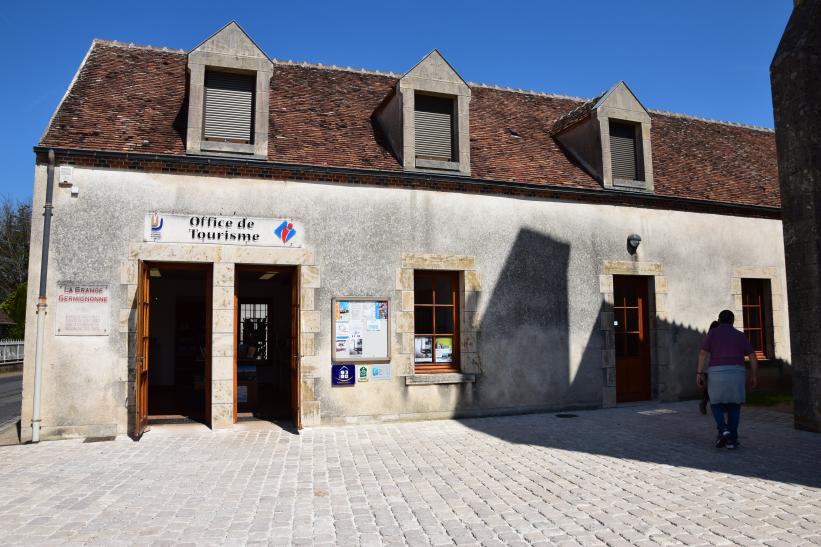 office de tourisme val de sully germigny