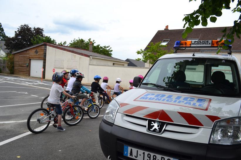 éducation routière police