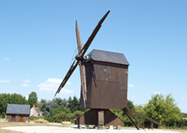 Le moulin à vent de Bel-Air